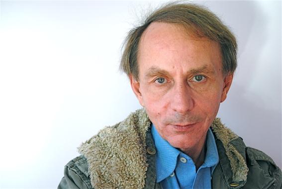 O escritor francês Michel Houellebeck: contra a eutanásia