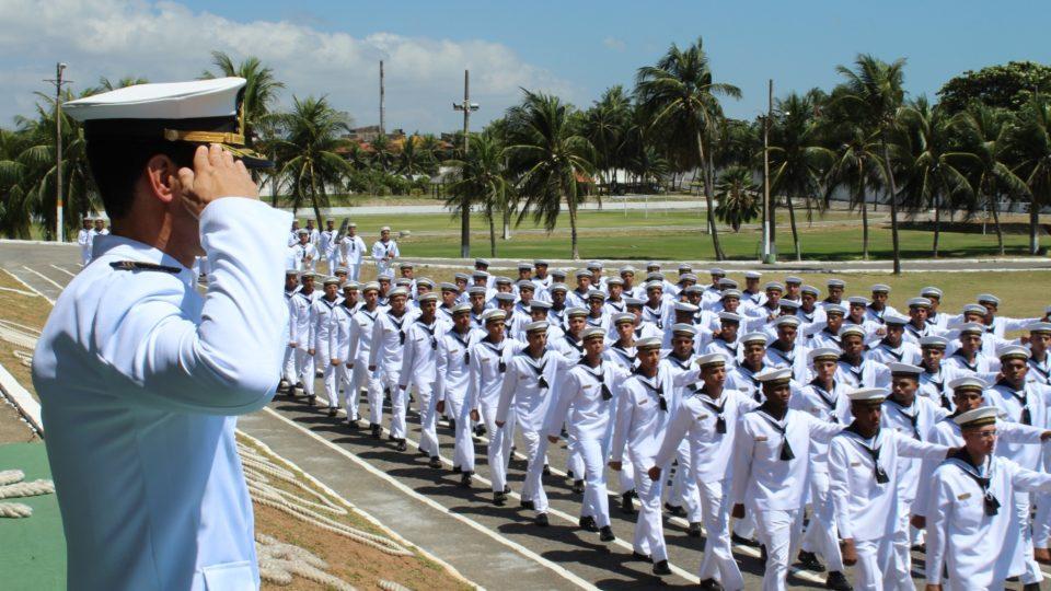 Marinha lança concurso com 750 vagas de nível médio