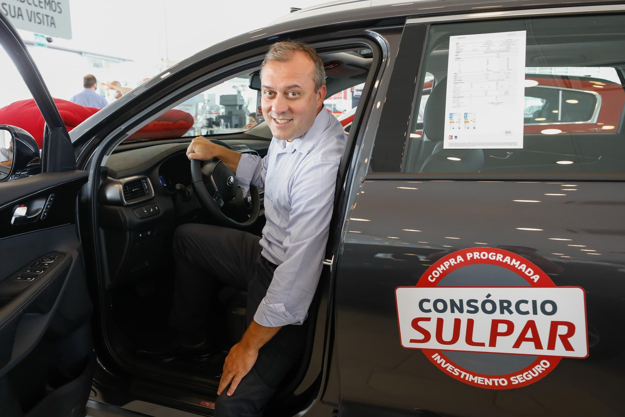 Fabio Calligari, diretor de Operações do Grupo Sulpar