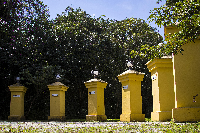 Viajar em Curitiba: Bosque Portugal