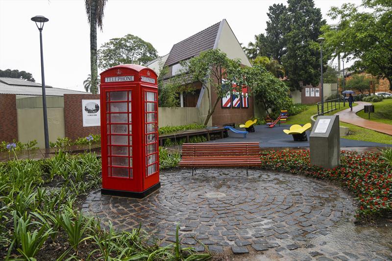 Viajar em Curitiba: Inglaterra