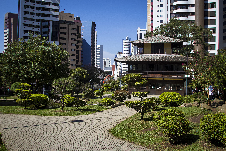 Viajar em Curitiba: Praça do Japão