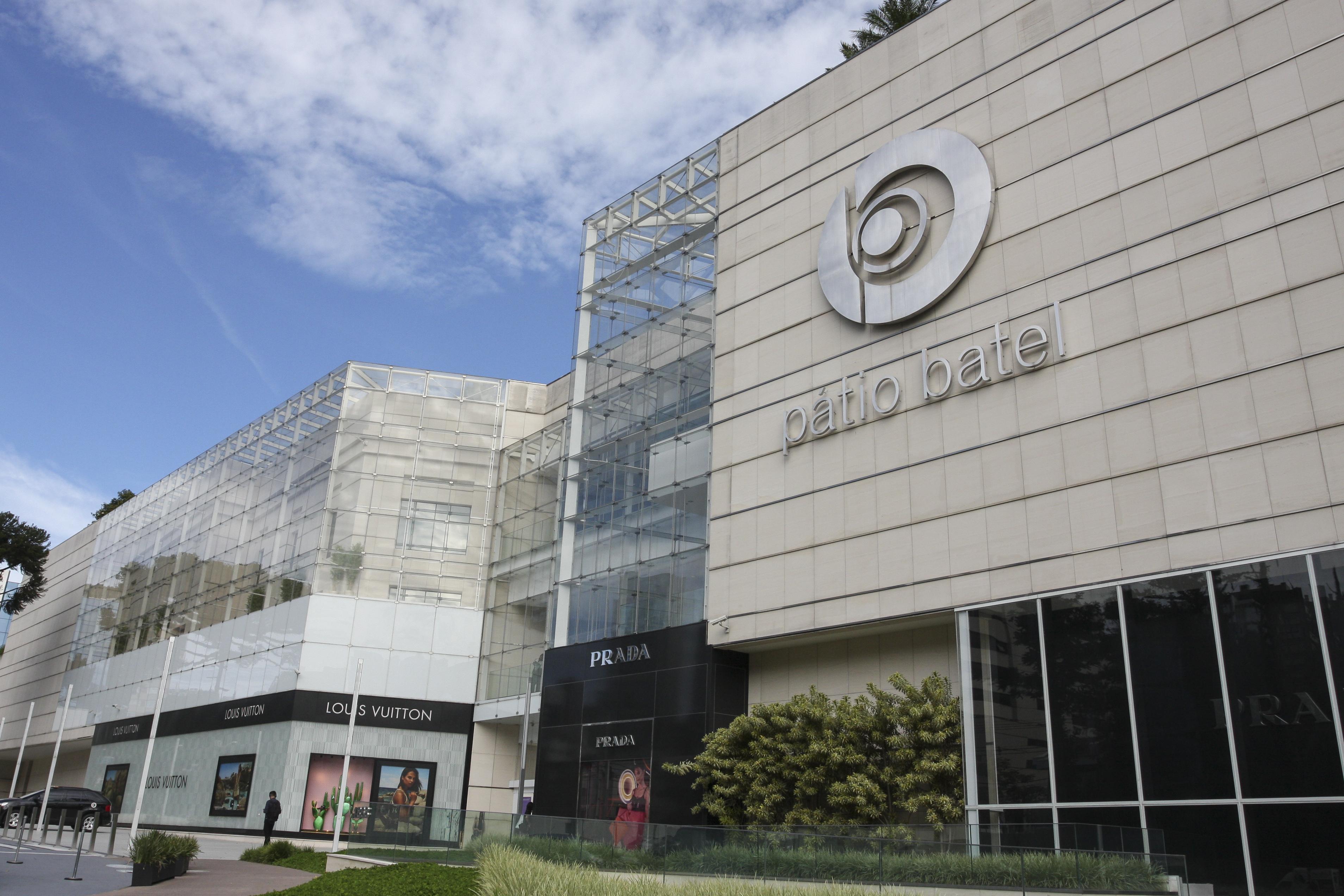 Viajar em Curitiba: Shopping Pátio Batel