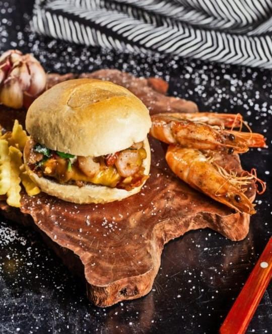 Chelsea Burger