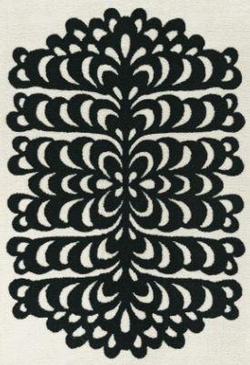 Tapete Påfågel, produzido originalmente no início dos anos 1970, faz referência às penas do pavão