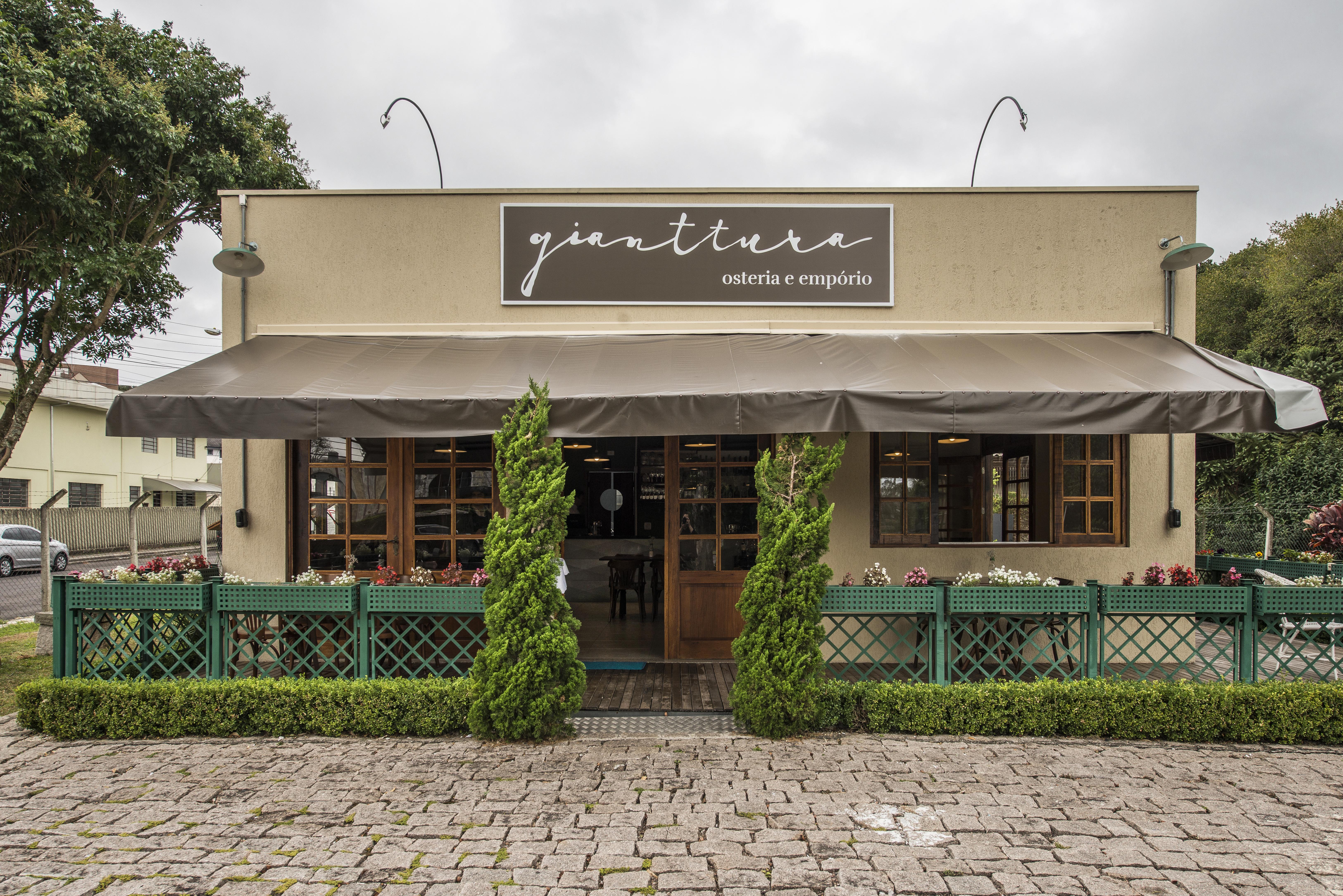 O Gianttura - Osteria e Empório, será inaugurado oficialmente nesta quinta-feira (15).