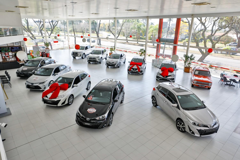 A Toyota Sulpar é a única concessionária da marca com conceito Padrão A em Curitiba.