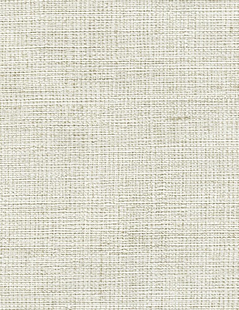 No Espaço Goya, papel de parede da Elitis, como uma tecelagem de fibras de banana.