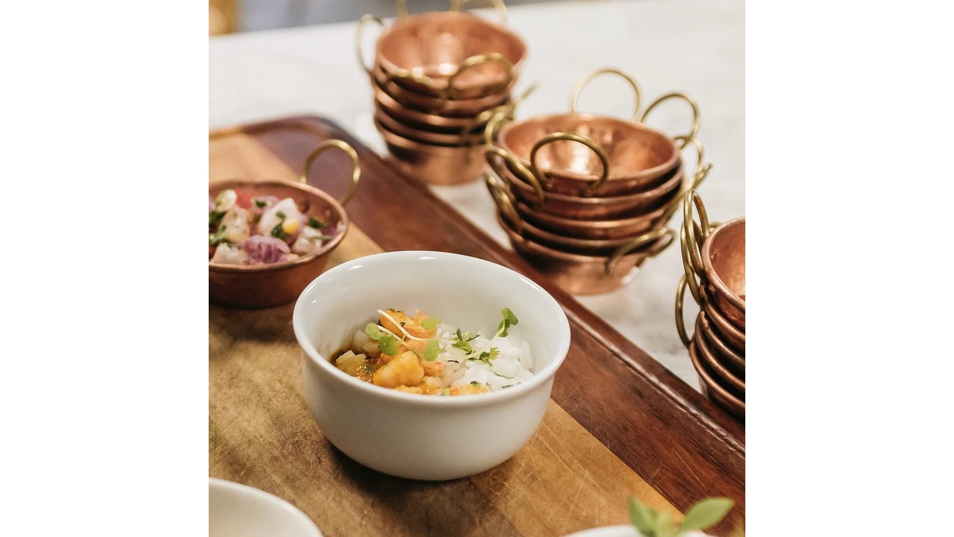 Bobó de camarão é o prato principal do menu de Dia das Mães do La Cocina neste ano.