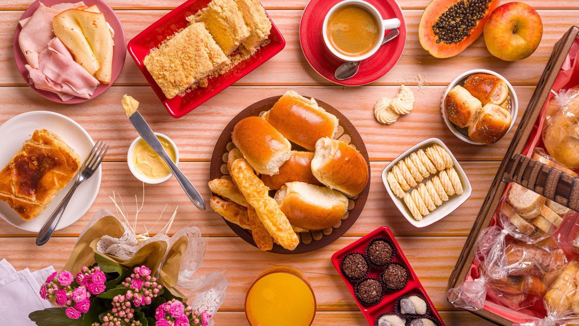 Café da Manhã Saint Germain