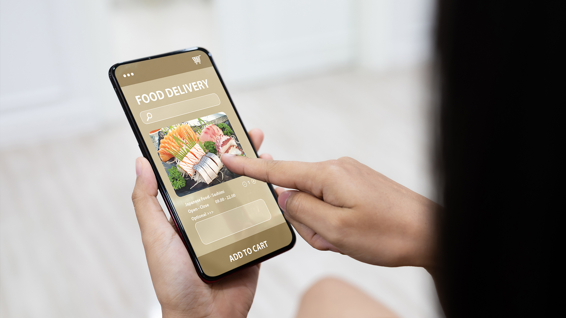 Consultar preços, fazer pedidos e pagamentos online. O cliente faz tudo direto pelo cardápio digital.
