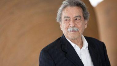 Paulo Mendes da Rocha recebe Medalha de Ouro da União Internacional dos Arquitetos