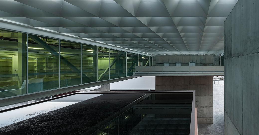 Museu Nacional dos Coches, em Portugal.