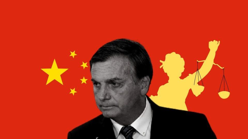 Para desviar atenção da CPI da Covid, Bolsonaro afronta STF e ataca a China
