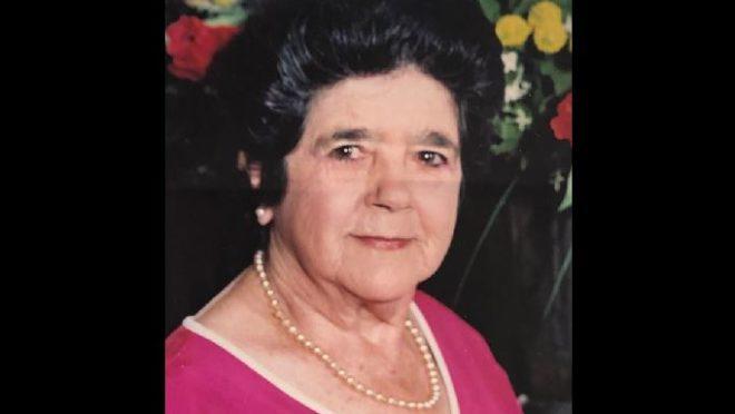 Ivette Nilsa Freitas Lançoni: viúva de Neno fazia tricô nas arquibancadas do Couto Pereira