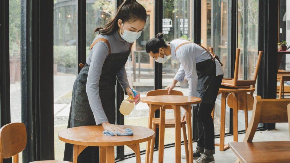 Selo vai chancelar restaurantes que seguem todas as medidas contra o coronavírus