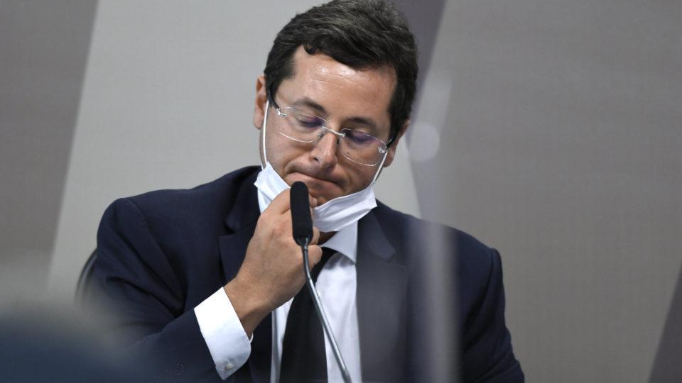 Depoimento de Wajngarten na CPI tem ameaça de prisão e recuo dele nas críticas ao governo