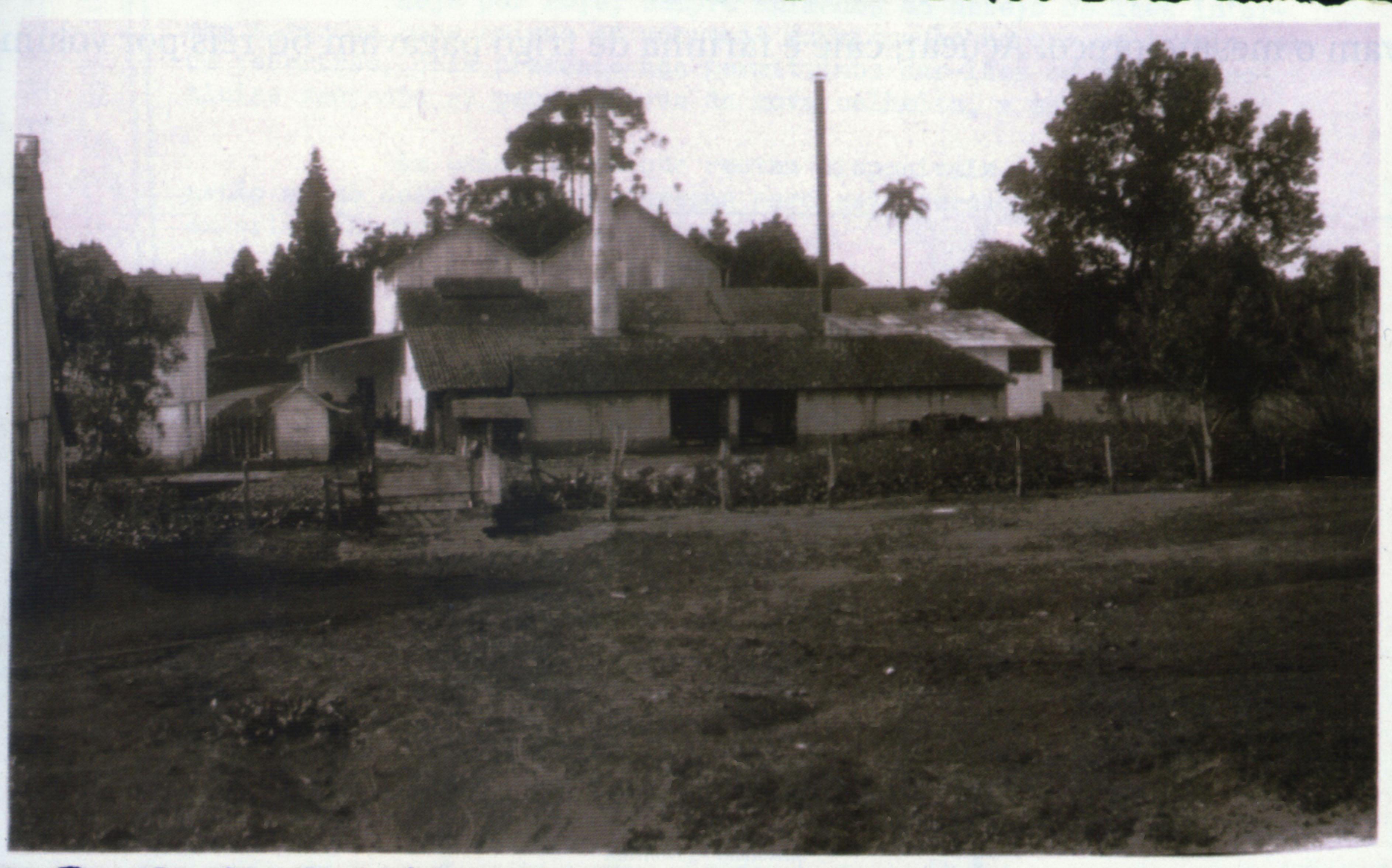 Fábrica Cervejaria Cruzeiro