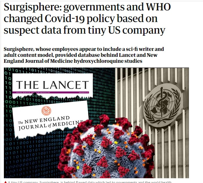 Reportagem do jornal britânico The Guardian