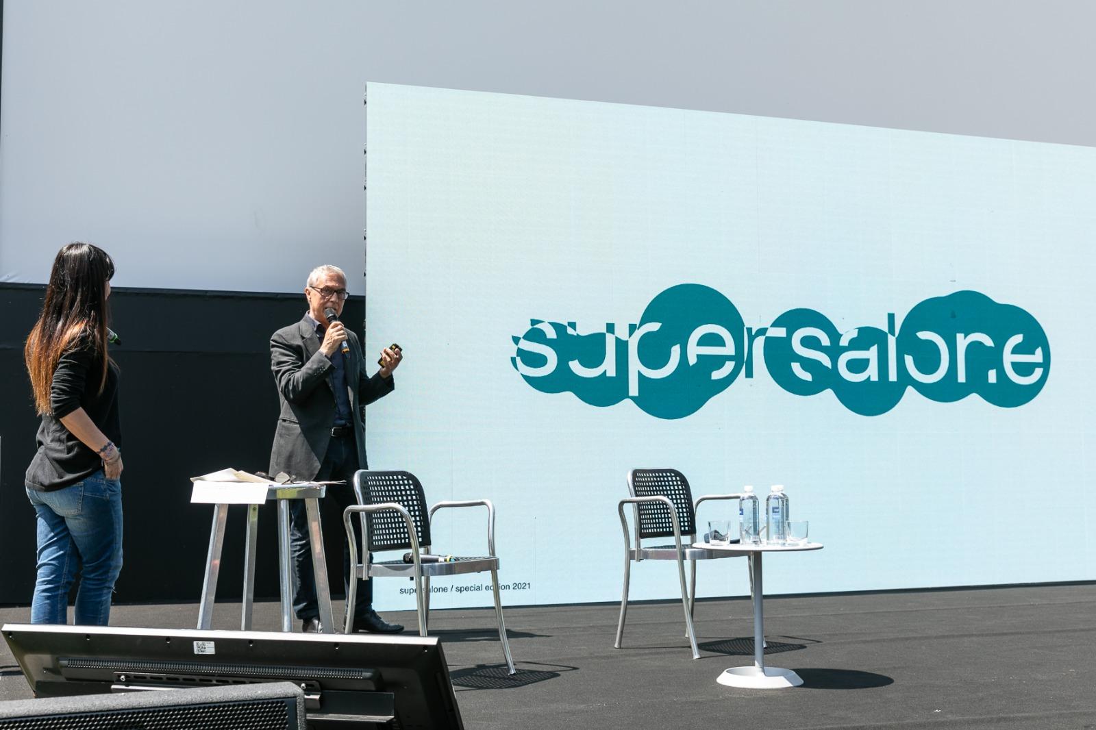 Super Salone é o nome do evento que acontecerá este ano de forma presencial em Milão.