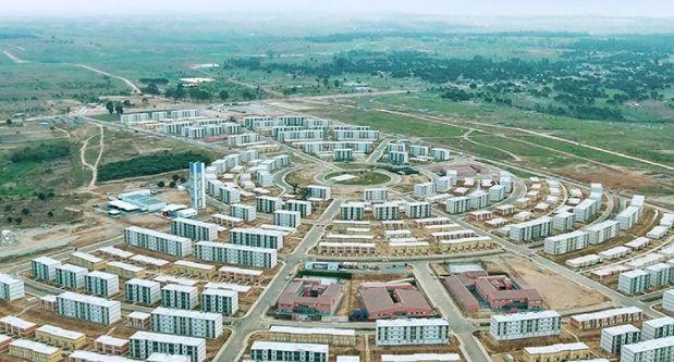 Projeto para Angola previa a construção de 40 mil moradias.