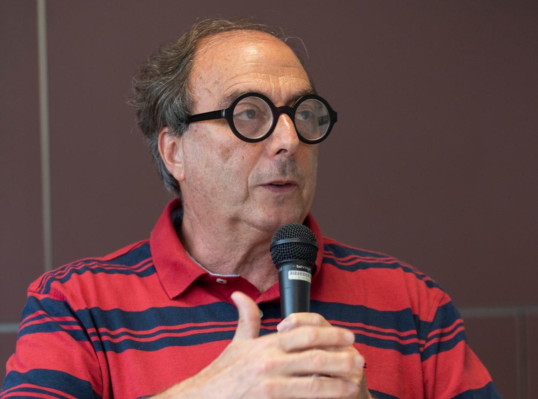 Jonas Rabinovitch em entrevista para HAUS em 2019.