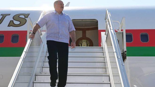 As sanções devem entrar em vigor no dia 3 de junho e são consequência do pouso forçado de um voo comercial para prender um opositor do regime de Alexander Lukashenko.