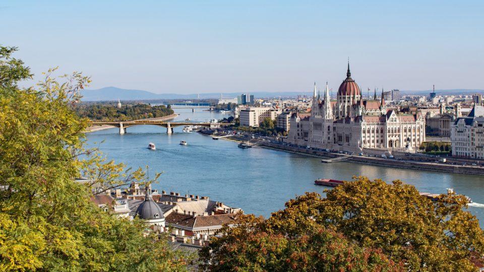Budapeste, capital da Hungria. Imagem ilustrativa.