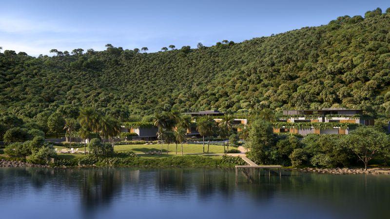 Integração à natureza é destaque no projeto assinado pela Bernardes Arquitetura para a CFL Incorporadora.