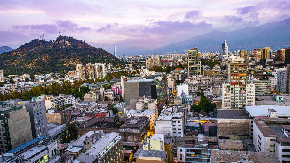 A Região Metropolitana de Santiago, capital do Chile, voltará à quarentena total para conter contágios do coronavírus