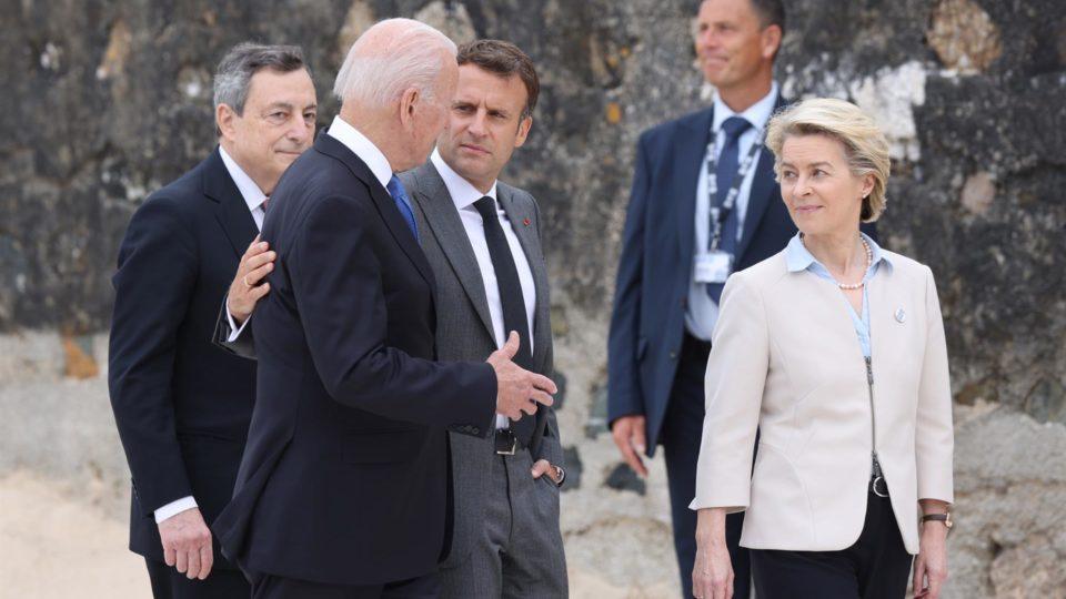 Cúpula do G7 na Cornualha reúne principais líderes mundiais.