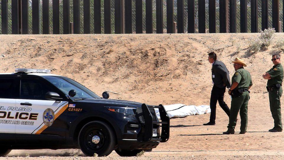 Imigrante morreu ao despencar de muro na tentativa de entrar nos Estados Unidos