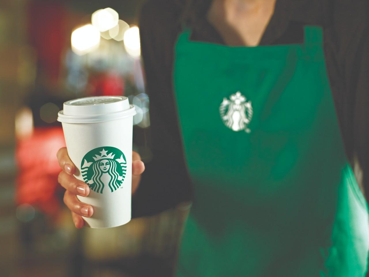 Starbucks em Curitiba