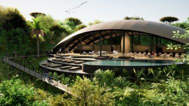 Projeto brasileiro de hotel sustentável é destaque na Bienal de Veneza
