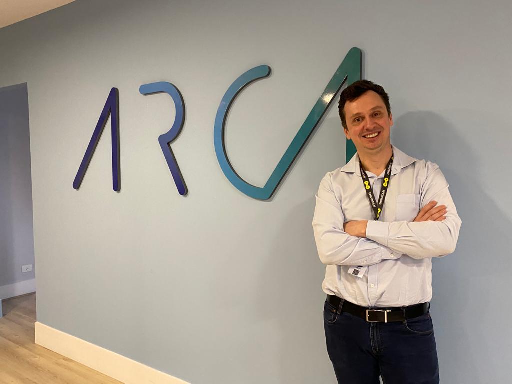 Felipe Gulin, fundador da Arca. Foto: Divulgação/Arca Mobility