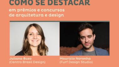 Destaque-se em prêmios de arquitetura e design com mentoria gratuita do Portfólio HAUS