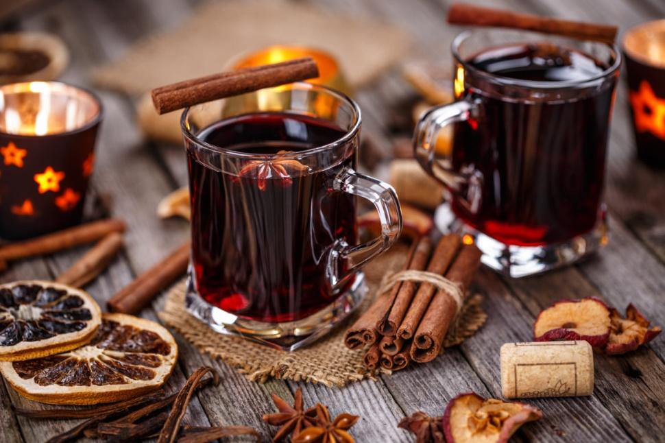 Comidas e bebidas de inverno