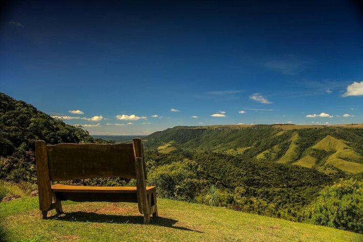 A geodiversidade da região é um convite para o contato com a natureza e o turismo de contemplação.