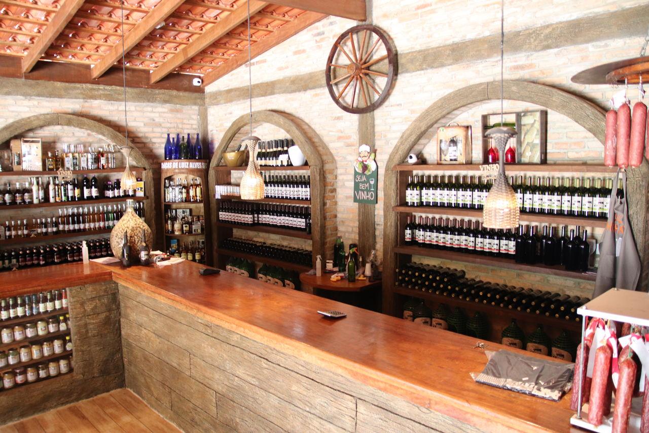 caminho do vinho restaurantes