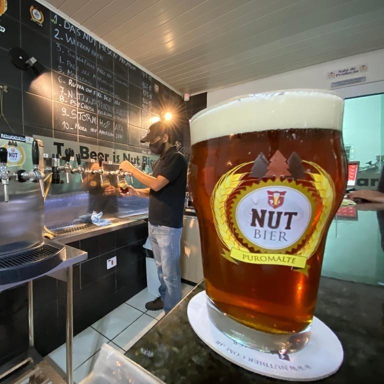 Cervejaria Nut Bier.