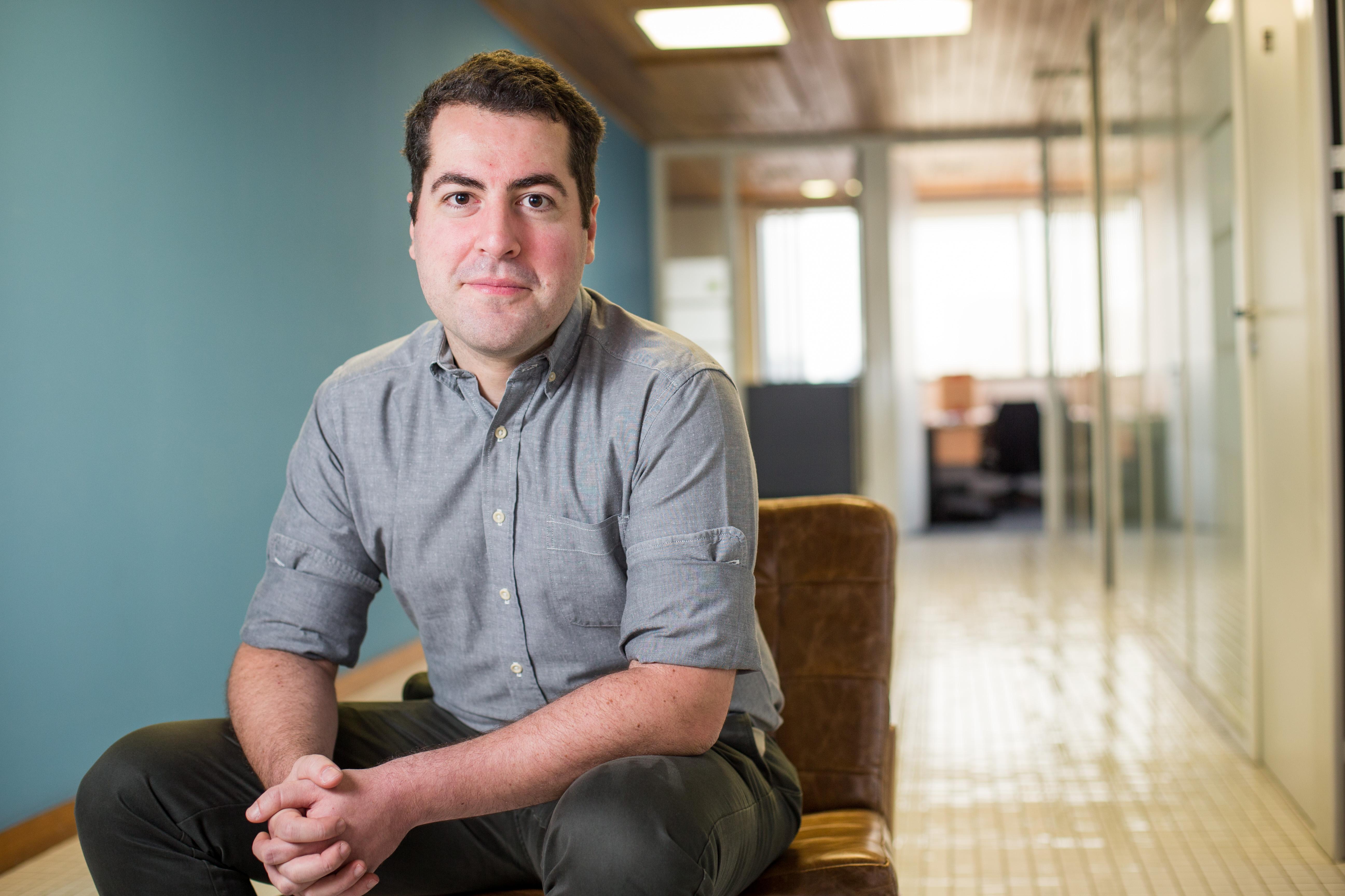 Ricardo Taveira, CEO da empresa Quanto.