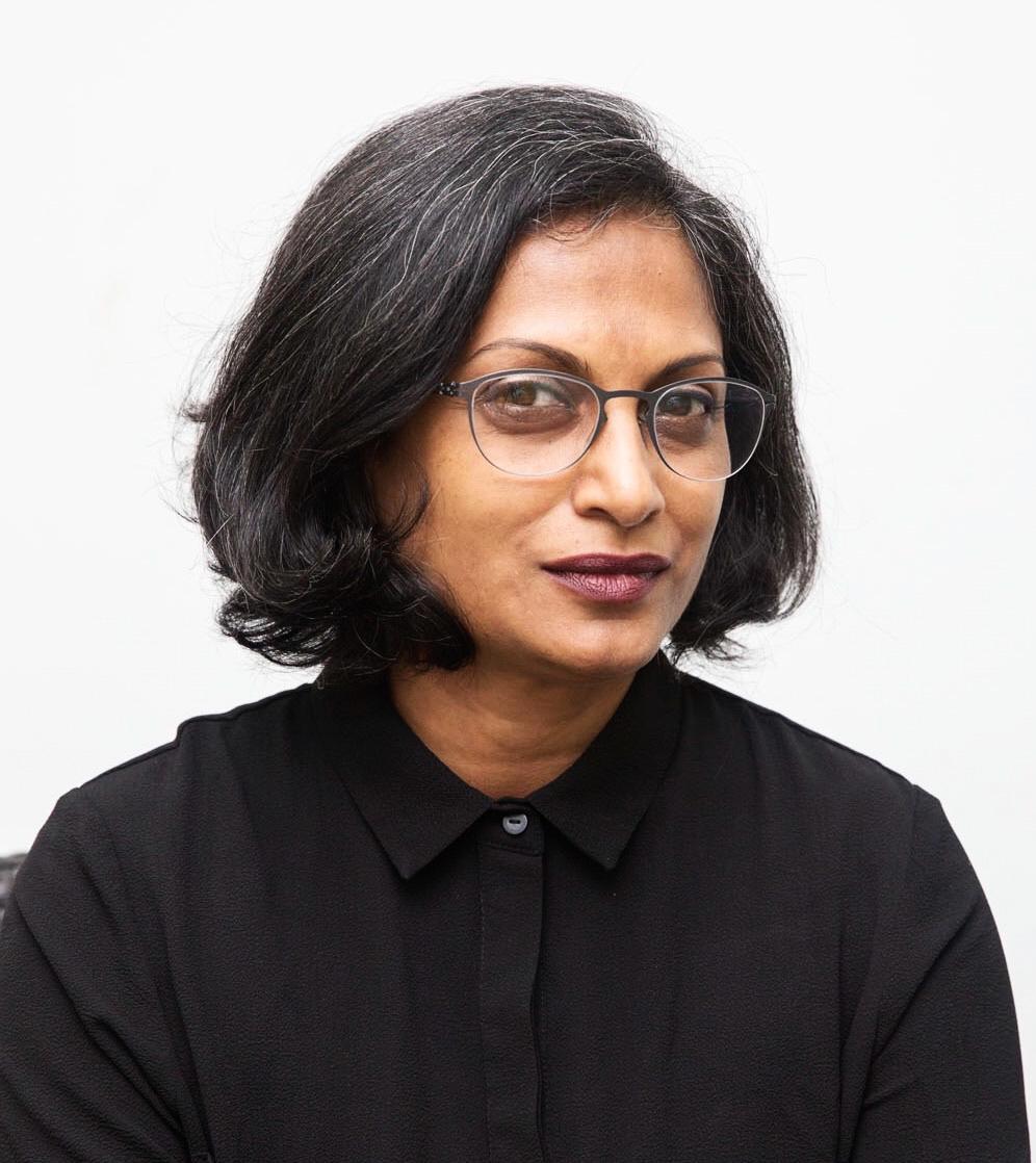 """Marina Tabassum foi eleita pela revista """"Prospect"""" uma das principais pensadoras da arquitetura contemporânea."""
