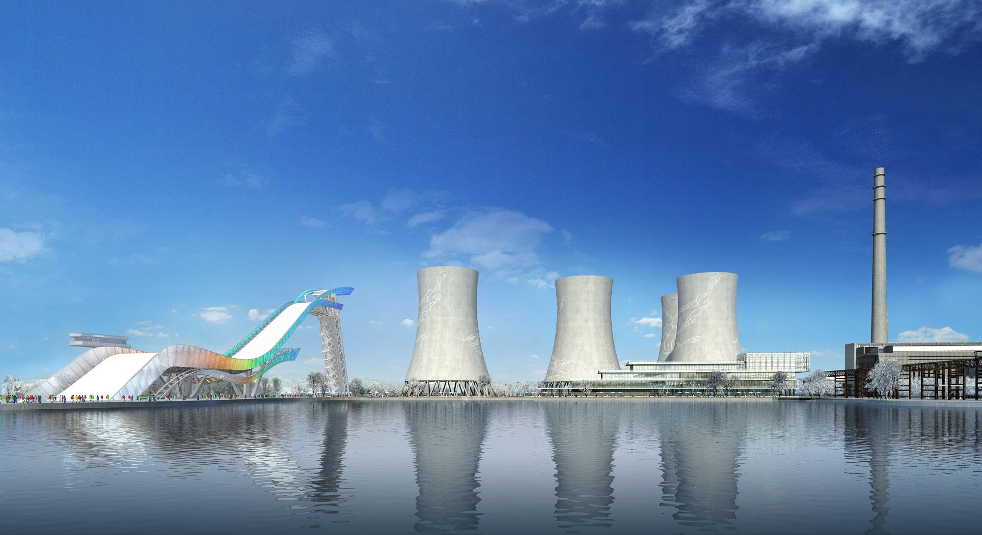 Governo regional chamou Li para transformar uma antiga usina de aço em um local para os Jogos de Inverno de 2022.