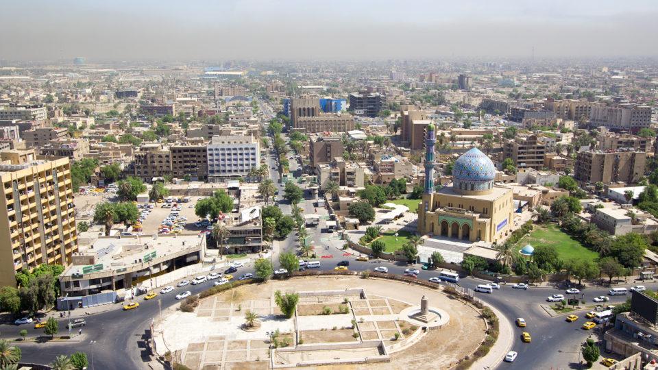 Bagdá, capital do Iraque