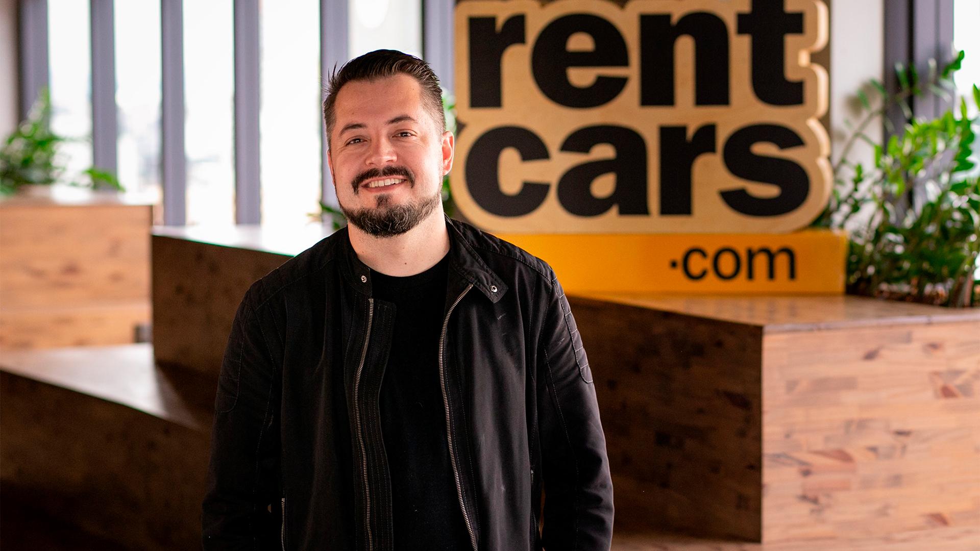 Diogo Rolim, head de Customer Services da Rentcars.com
