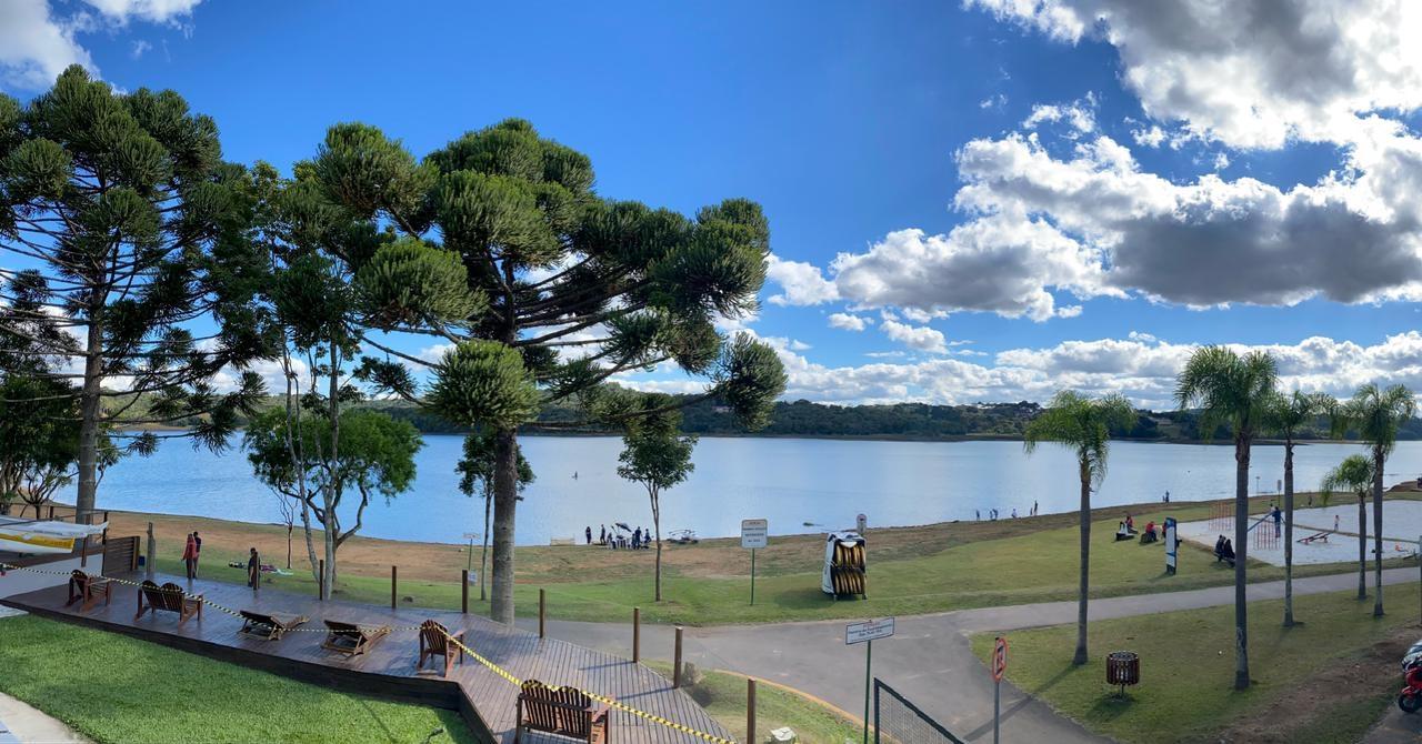 Parque Passaúna é um dos mais belos locais de Curitiba.