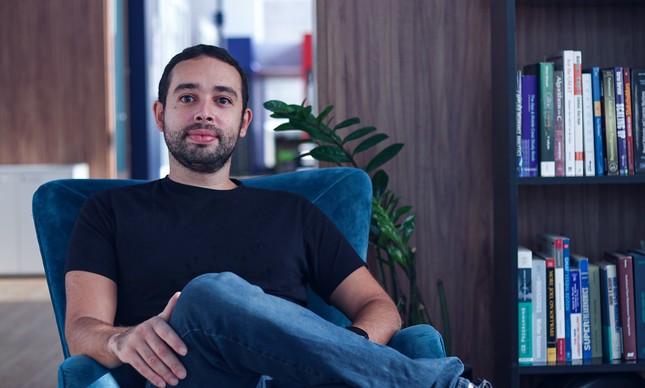 Rodrigo Mourad, cofundador e presidente da Cobli.