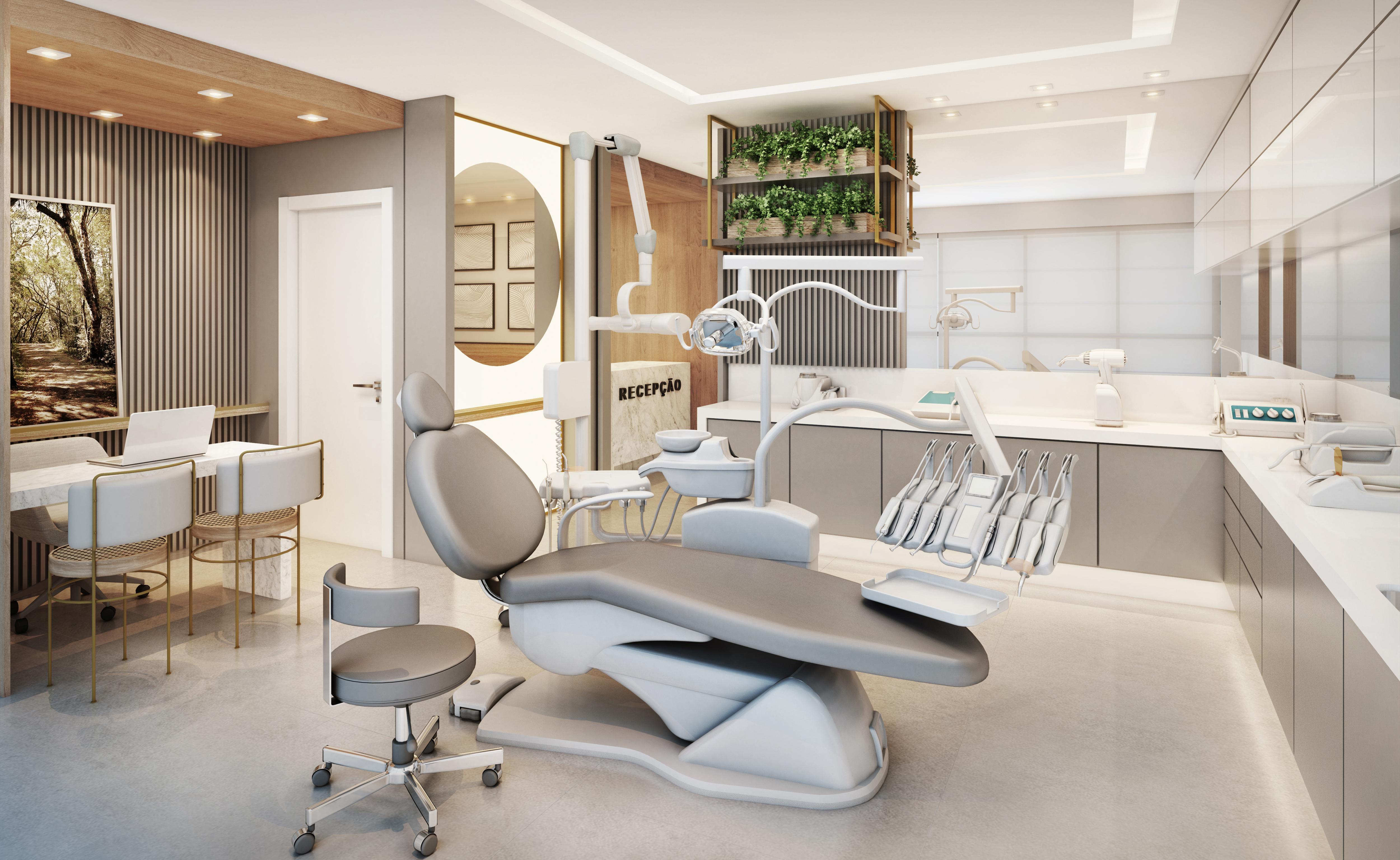 Unidades terão de 22 a 37 m², para as mais variadas práticas de saúde.