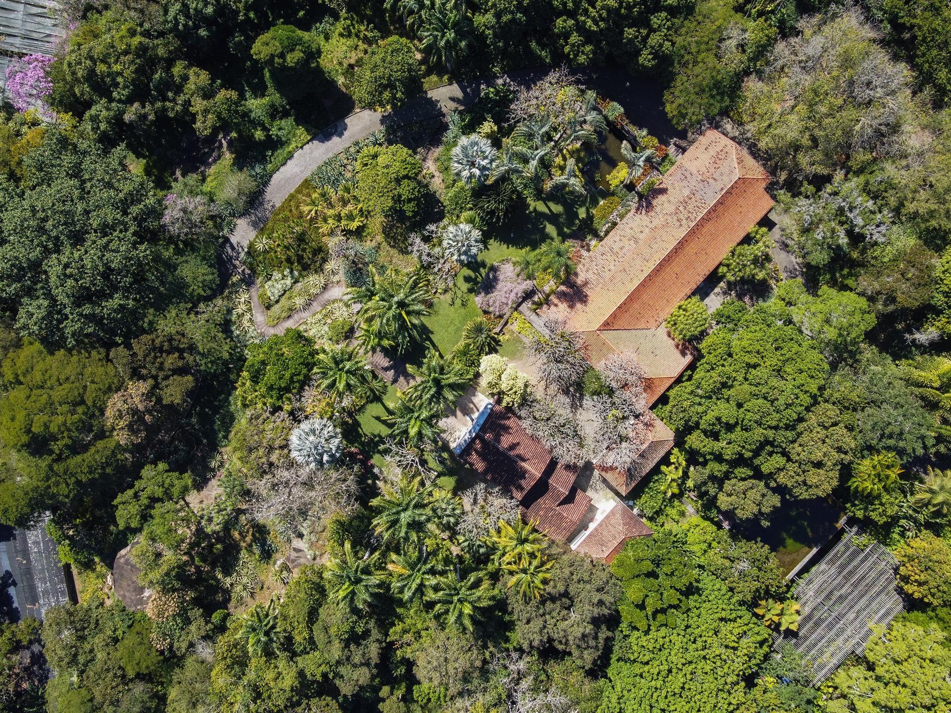 Sítio Burle Marx tornou-se o 23º local brasileiro listado como Patrimônio da Unesco.