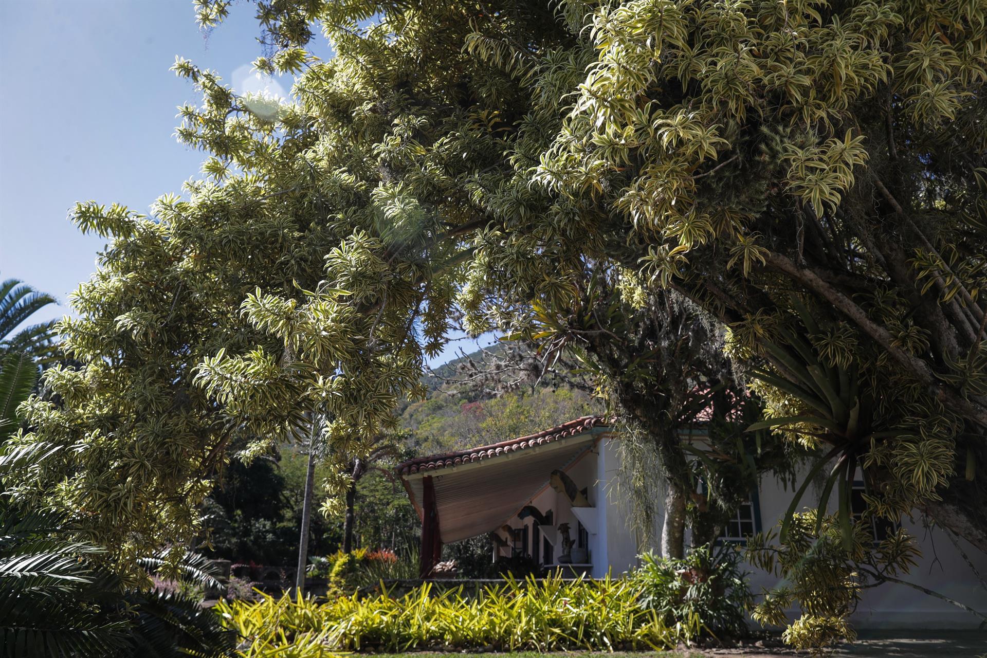 Além de moradia, local funcionava como laboratório do renomado paisagista.